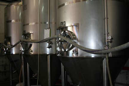Bank of Fermenters
